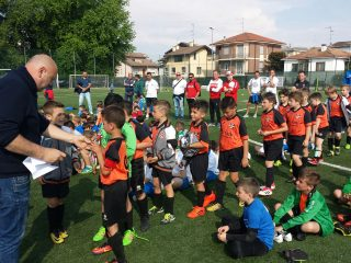 Full immersion di calcio per i pulcini 2009